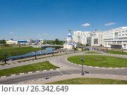 Купить «Белгород», фото № 26342649, снято 16 мая 2017 г. (c) Галина Лукьяненко / Фотобанк Лори