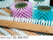 The pile of brushes. Стоковое фото, фотограф Наталья Двухимённая / Фотобанк Лори