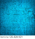 Old shabby blue painted texture. Стоковое фото, фотограф Дарья Зуйкова / Фотобанк Лори