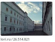 Купить «Здание тюрьмы», фото № 26514821, снято 22 апреля 2019 г. (c) Борис Кавашкин / Фотобанк Лори
