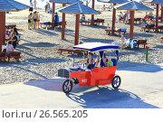 Центральный пляж (Павлодар, Казахстан) (2017 год). Редакционное фото, фотограф Владимир Абакумов / Фотобанк Лори