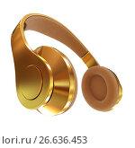 Купить «Best headphone icon. 3d illustration», иллюстрация № 26636453 (c) Guru3d / Фотобанк Лори