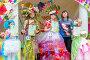Конкурс платьев. Фестиваль цветов. Самара, фото № 26642285, снято 17 июня 2017 г. (c) Акиньшин Владимир / Фотобанк Лори