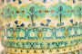 Изразцовая колонна на святых воротах церкви Петра и Павла. Иосифо-Волоцкий монастырь, село Теряево. Волоколамский район, Россия, фото № 26690197, снято 28 ноября 2015 г. (c) Pukhov K / Фотобанк Лори