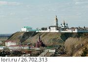 Купить «Tobolsk Kremlin», фото № 26702313, снято 2 мая 2010 г. (c) Сергей Буторин / Фотобанк Лори