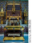 Купить «Sainte-Cecile d'Albi cathedral.», фото № 26780093, снято 22 апреля 2019 г. (c) age Fotostock / Фотобанк Лори