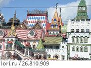 Москва. Измайловский кремль (2017 год). Редакционное фото, фотограф Борис Плеханов / Фотобанк Лори