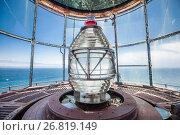 Купить «Заброшенный маяк Анива на острове Сахалин», фото № 26819149, снято 12 июня 2017 г. (c) Поволкович Федор / Фотобанк Лори