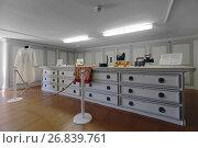 Гладильная комната в Юсуповском дворце на Мойке, Санкт-Петербург, фото № 26839761, снято 30 августа 2017 г. (c) Stockphoto / Фотобанк Лори