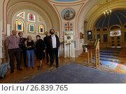 Домовая церковь Юсуповского дворца на Мойке в Санкт-Петербурге, фото № 26839765, снято 30 августа 2017 г. (c) Stockphoto / Фотобанк Лори