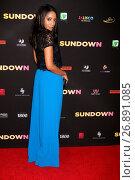 Купить «Sundown Premiere at the ArcLight Hollywood Theaters on May 11, 2016 in Los Angeles, CA Featuring: Azie Tesfai Where: Los Angeles, California, United States...», фото № 26891085, снято 11 мая 2016 г. (c) age Fotostock / Фотобанк Лори