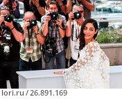 Купить «69th Cannes Film Festival - 'Paterson' - Photocall Featuring: Golshifteh Farahani Where: Cannes, France When: 16 May 2016 Credit: WENN.com», фото № 26891169, снято 16 мая 2016 г. (c) age Fotostock / Фотобанк Лори