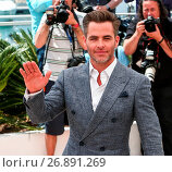 Купить «'Hell or High Water' photo call at the 69th Cannes Film Festival Featuring: Chris Pine Where: Cannes, France When: 16 May 2016 Credit: WENN.com», фото № 26891269, снято 16 мая 2016 г. (c) age Fotostock / Фотобанк Лори
