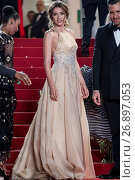 Купить «Actors attends a premiere for 'Hands of Stone' at the Palais Des Festival in Cannes during the 69th Cannes Film festival. Featuring: Ana De Armas Where...», фото № 26897053, снято 16 мая 2016 г. (c) age Fotostock / Фотобанк Лори