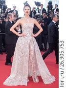 Купить «69th Cannes Film Festival - 'The Last Face' - Premiere Featuring: Alessandra Ambrosio Where: Cannes, France When: 20 May 2016 Credit: Euan Cherry/WENN.com», фото № 26905753, снято 20 мая 2016 г. (c) age Fotostock / Фотобанк Лори