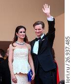 Купить «69th Cannes Film Festival - 'Loving' - Premiere Featuring: Colin Firth, Livia Giuggioli Where: Cannes, France When: 16 May 2016 Credit: WENN.com», фото № 26937485, снято 16 мая 2016 г. (c) age Fotostock / Фотобанк Лори