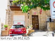 Посольство Швейцарии в Баку, фото № 26952625, снято 23 сентября 2016 г. (c) Евгений Ткачёв / Фотобанк Лори