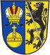 Герб района Лихтенфельс. Германия, иллюстрация № 26972581 (c) Владимир Макеев / Фотобанк Лори