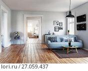 Купить «The Modern interior», фото № 27059437, снято 15 ноября 2019 г. (c) Виктор Застольский / Фотобанк Лори
