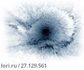 Купить «Abstract background techno graphics», иллюстрация № 27129561 (c) ElenArt / Фотобанк Лори
