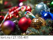 Купить «background of balls», фото № 27155401, снято 1 ноября 2016 г. (c) Типляшина Евгения / Фотобанк Лори