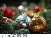 Купить «background of balls», фото № 27155405, снято 1 ноября 2016 г. (c) Типляшина Евгения / Фотобанк Лори