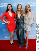 Купить «Premiere of Bleecker Street Media's 'Captain Fantastic' - Arrivals Featuring: Meredith Pyle, Missi Pyle, Christina Moore. Where: Los Angeles, California...», фото № 27230697, снято 28 июня 2016 г. (c) age Fotostock / Фотобанк Лори