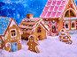 Купить «Christmas tree with gingerbread man cookies and sweet houses.», фото № 27233101, снято 5 декабря 2016 г. (c) Gennadiy Poznyakov / Фотобанк Лори