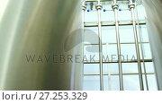Купить «Two brewers discussing with each other while using digital tablet 4k», видеоролик № 27253329, снято 17 января 2020 г. (c) Wavebreak Media / Фотобанк Лори