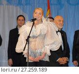 Купить «Балерина Волочкова Анастасия Юрьевна», фото № 27259189, снято 8 ноября 2007 г. (c) Малышев Андрей / Фотобанк Лори