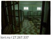Купить «Общая тюремная камера Матросской тишины», фото № 27267337, снято 22 июля 2019 г. (c) Борис Кавашкин / Фотобанк Лори