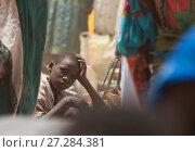 Купить «Ouled Rachid boy, Bon Village, Zakouma National Park, Chad, 2010..», фото № 27284381, снято 14 ноября 2019 г. (c) Nature Picture Library / Фотобанк Лори