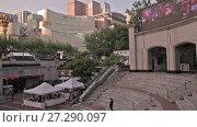 Купить «Chinese city of Shanghai», видеоролик № 27290097, снято 13 декабря 2017 г. (c) Балдина Алиса / Фотобанк Лори