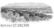 Купить «1890: The nearest Menai Bridges is The Britannia Bridge opened in 1850. Is a magnificent prototype box-girder design by William Fairbairn and Robert Stephenson...», фото № 27292505, снято 23 октября 2017 г. (c) age Fotostock / Фотобанк Лори