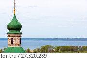 Купить «Goritsky monastery of the assumption in Pereslavl Zalessky», фото № 27320289, снято 10 мая 2014 г. (c) Алексей Дмецов / Фотобанк Лори