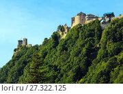 Купить «Republic of San Marino view», фото № 27322125, снято 4 июня 2017 г. (c) Юрий Брыкайло / Фотобанк Лори