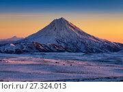 Купить «Красивый горный пейзаж», фото № 27324013, снято 22 октября 2017 г. (c) А. А. Пирагис / Фотобанк Лори