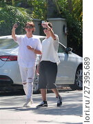 Купить «Joey Essex and Jonathan Cheban look for houses in Beverly Hills Featuring: Joey essex, Jonathan Cheban Where: Los Angeles, California, United States When: 12 Jul 2016 Credit: WENN.com», фото № 27395689, снято 12 июля 2016 г. (c) age Fotostock / Фотобанк Лори