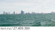 Купить «Panorama of the city from the sea», фото № 27409389, снято 17 ноября 2016 г. (c) Григорий Алехин / Фотобанк Лори