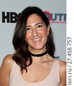 Купить «Outfest 2016: Closing Night Gala of 'Other People' Featuring: D'Arcy Carden Where: Los Angeles, California, United States When: 17 Jul 2016 Credit: FayesVision/WENN.com», фото № 27458757, снято 17 июля 2016 г. (c) age Fotostock / Фотобанк Лори