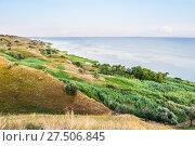 Купить «Таганрогский залив в Ростовской области», фото № 27506845, снято 16 июля 2015 г. (c) Алёшина Оксана / Фотобанк Лори
