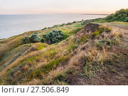Купить «Таганрогский залив в Ростовской области», фото № 27506849, снято 16 июля 2015 г. (c) Алёшина Оксана / Фотобанк Лори