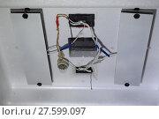 Купить «Internal device of a house incubator.», фото № 27599097, снято 26 марта 2019 г. (c) PantherMedia / Фотобанк Лори