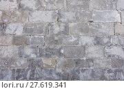 Купить «Stone wall», фото № 27619341, снято 19 января 2019 г. (c) PantherMedia / Фотобанк Лори
