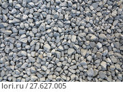 Купить «Coarse Gravel - Stone Texture», фото № 27627005, снято 25 апреля 2018 г. (c) PantherMedia / Фотобанк Лори