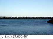Купить «water sea ocean coast protection», фото № 27630461, снято 20 марта 2019 г. (c) PantherMedia / Фотобанк Лори