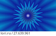 Купить «Background with blue star in the middle», иллюстрация № 27639961 (c) PantherMedia / Фотобанк Лори