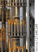 Купить «Drill bits», фото № 27640249, снято 17 июня 2019 г. (c) PantherMedia / Фотобанк Лори