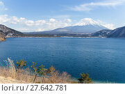 Купить «Mountain Fuji», фото № 27642781, снято 23 июля 2019 г. (c) PantherMedia / Фотобанк Лори