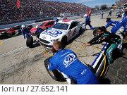 Купить «NASCAR: April 02 STP 500», фото № 27652141, снято 23 сентября 2018 г. (c) easy Fotostock / Фотобанк Лори